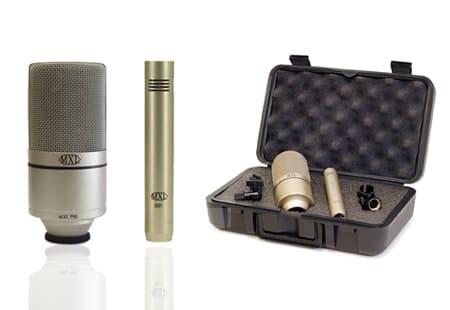 Kit de microfone condensador MXL 990/991 (PAR)