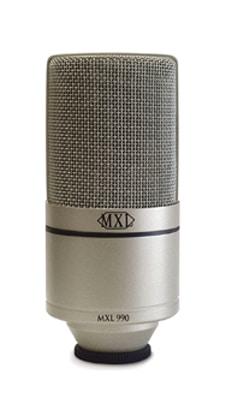 Microfone MXL 990ES (Sem Shock Mount)